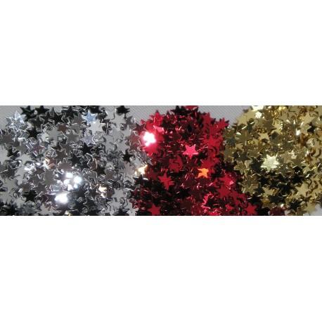 Paillettes étoiles